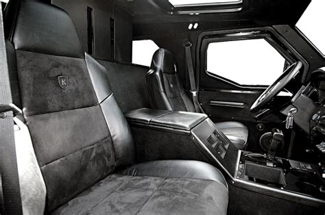 Conquest Evade Interior by Conquest Armored Luxury Suv 4x4 Autos Post
