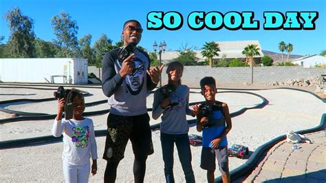So Cool so cool land family rc race