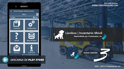 lionbox inventario m243vil android apps on google play