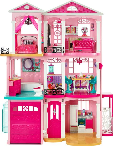 barbie dream house dolls house playset new barbie dolls and playsets available on amazon dreamhouse malibu ave fashionistas