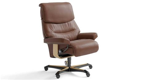 stressless office chair circle furniture office chair stressless office
