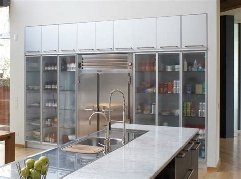 Glass Kitchen Cabinet Doors Modern Cabinets Design Ideas Kitchen Cabinet Glass Door Design