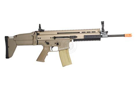 Airsoft Gun Scar vfc licensed fn herstal mk16 scar l metal airsoft aeg rifle