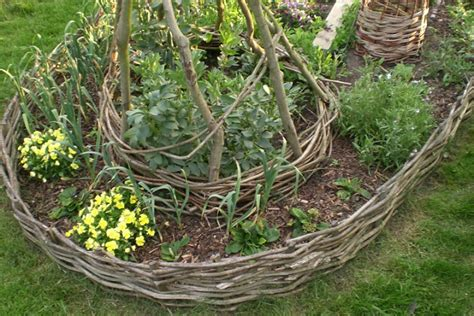 awesome garden  landscaping edging ideas
