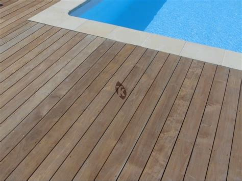 terrasse teck lames de terrasse en bois exotique teck tekabois