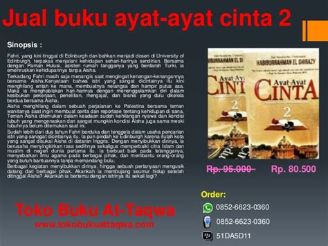 ayat ayat cinta 2 full streaming jual novel ayat ayat cinta 2