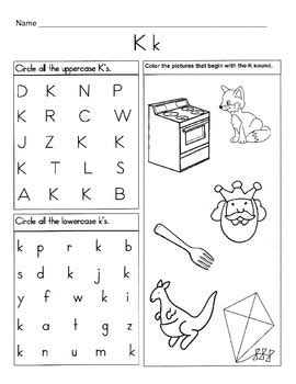 letter of the week worksheets worksheets for all