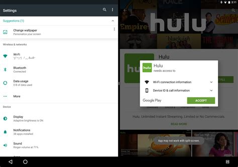 android multi window multi window in android nougat is amazing on the pixel c android central