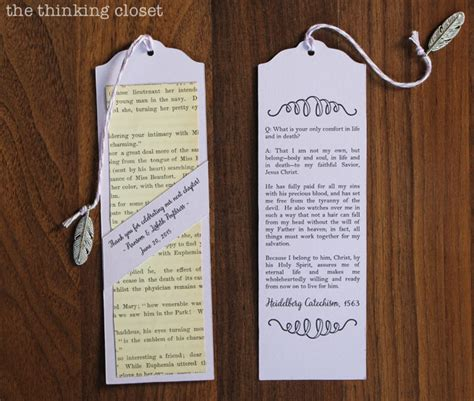 printable wedding bookmarks d i y bookmark wedding favors the thinking closet