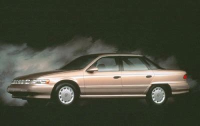 how to sell used cars 1993 mercury sable navigation system used 1993 mercury sable pricing features edmunds