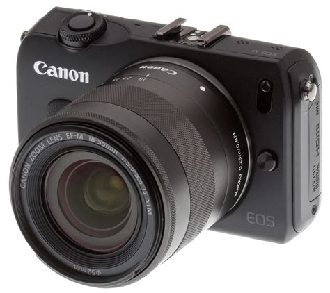 Canon Eos N canon eos m review