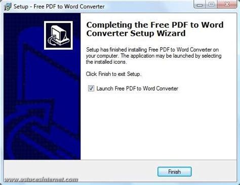 convert pdf to word tutorial free pdf to word converter installation et utilisation
