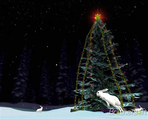 download free free christmas tree 3d screensaver free