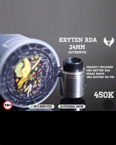 Psyclone Mods Kryten Staggered Shelf Rda 24mm Hi Clone 3 distributor psyclone kryten rda 24mm authentic jual psyclone kryten rda 24mm authentic