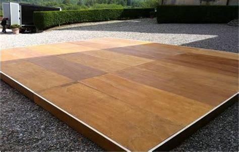 pedane in legno per esterni prezzi noleggio pedana in legno 6x4 2 a