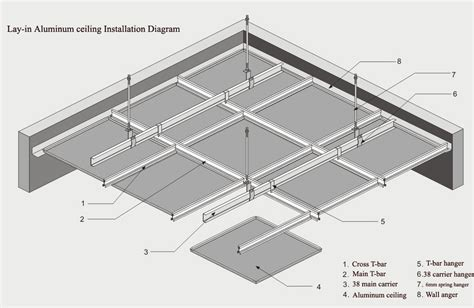 Cost To Install Ceiling Tiles China Easy Installation 60x60 Metal Ceiling Tile Wholesale
