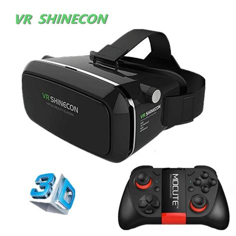 Reality Vr I One For Smartphone vr shinecon reality 3d glasses cardboard 2 0 pro version vr glasses vr box 2 0