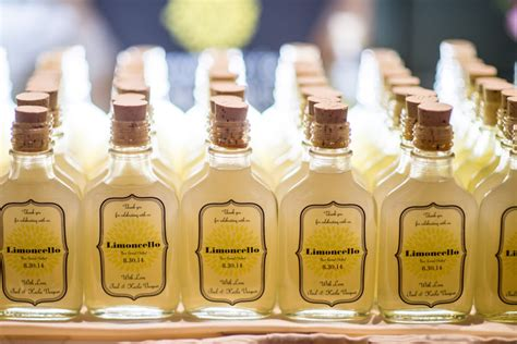 favors for wedding favors custom limoncello whiskey glass bottles