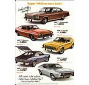 1974 American Motors / AMC Automobile Ad  Love Cars