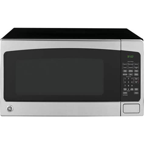 Walmart Countertop Microwave Ovens by Ge 2 0 Cu Ft Countertop Microwave Oven Stainless