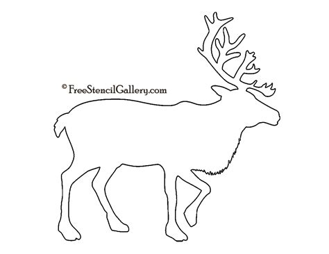 reindeer cut out template reindeer cut out template search results calendar 2015