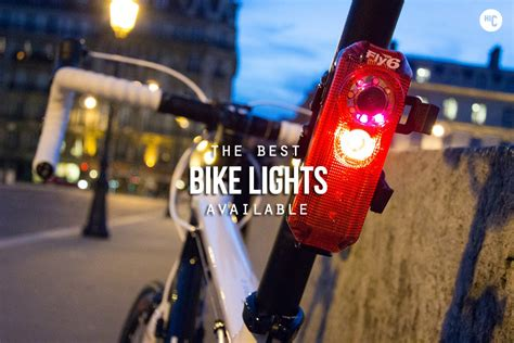 best bicycle lights for the best commuter bike lights