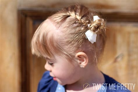 frozen hairsyles for 3 year olds with short hair styles for the wispy haired toddler twist me pretty