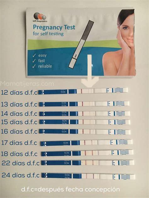 test positivo cuando da positivo un test de embarazo mam 225 tijeras