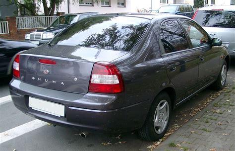 Kia Shuma Ii 2003 Kia Shuma Ii Pictures Information And Specs Auto