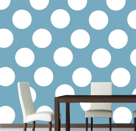 wall stickers dots wall decal wall decals polka dot stickers by modernwalldecal