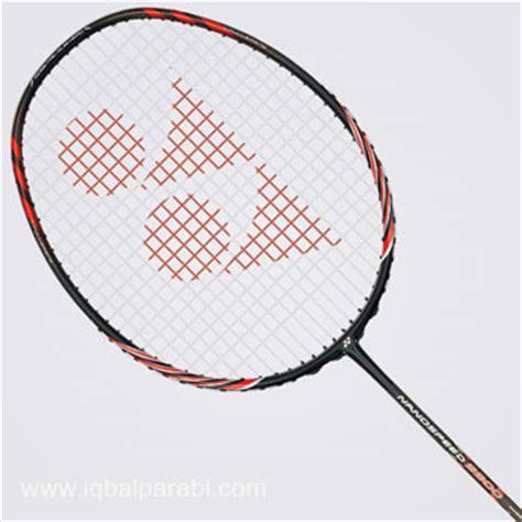 Raket Yonex 100 Ribuan raket badminton ragam raket badminton yonex iqbal parabi