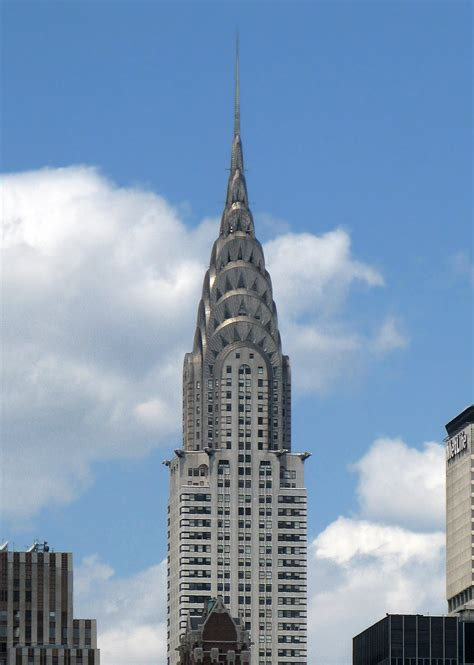 Chrysler Building by Chrysler Building In Manhattan