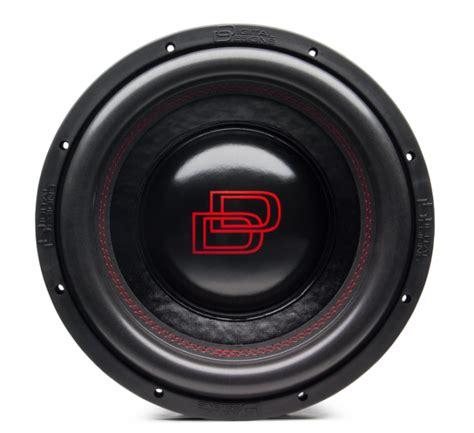 Subwoofer Lm12 Dd 2coil subwoofer digital designs dd818 d2 redline series