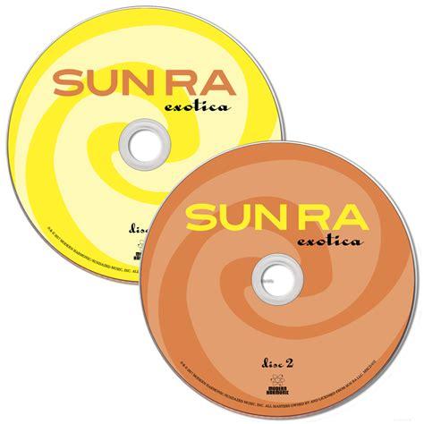 new syafina set by ra modern sun ra exotica 2 cd set