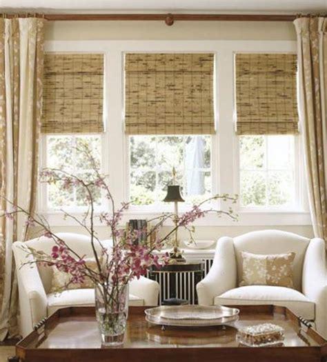 cottage corner window treatments