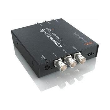 blackmagic mini converter sync generator ln24154 bmd
