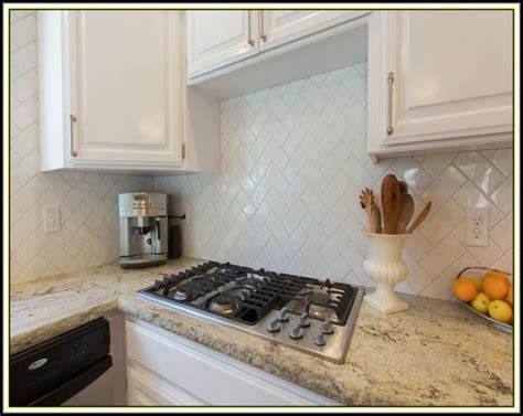 herringbone backsplash tile subway tile in herringbone pattern tiles home design