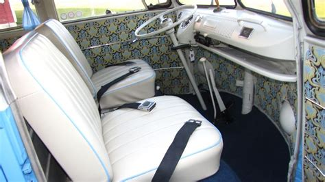 volkswagen bus interior 1964 volkswagen bus vanagon 13 window dormobile kombi for