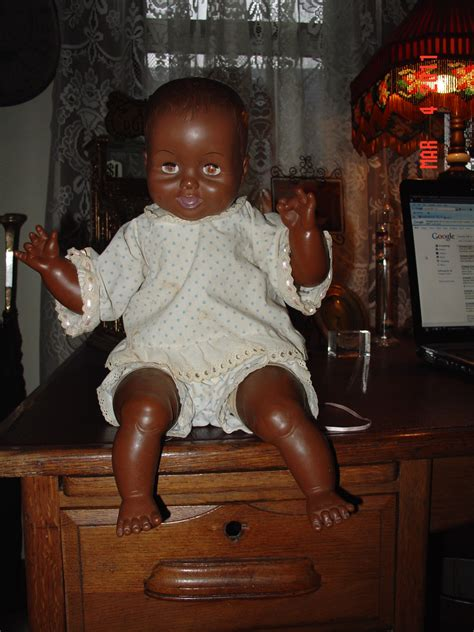 black doll 1970 1970 s black baby doll uneeda doll co inc collectors