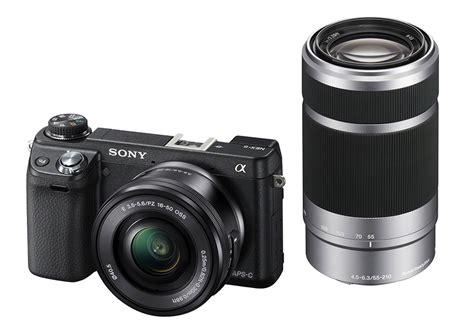 Kamera Sony Nex 6 app kamera med wi fi ljud bild