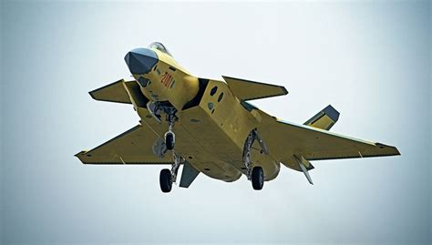 China Expects J-20 Stealth Fighter to Be Combat Ready in ... J 20