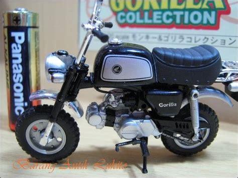 Tangki Motor Replika Honda Gorilla barang antik lukito die cast motor 5 sold