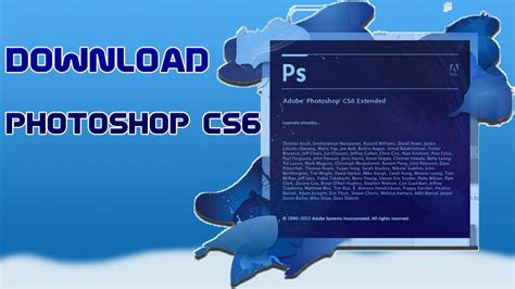 how to get full version of photoshop cs6 how to download photoshop cs6 for free full version youtube
