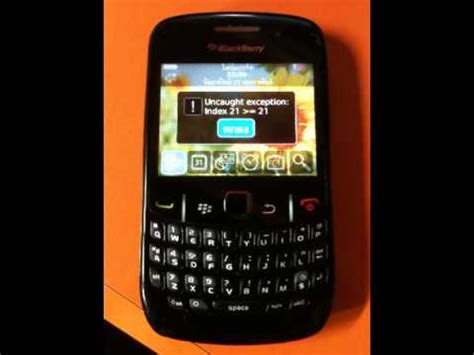 reset blackberry app error 523 blackberry 8520 error 523 demo rodbautis youtube