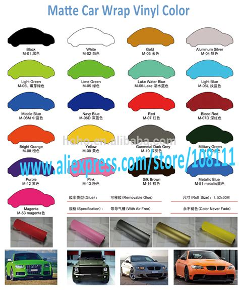 vinyl wrap colors vinyl wrap colors images search