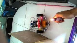 membuat robot pemadam api sederhana cara kerja robot berkaki ny hub
