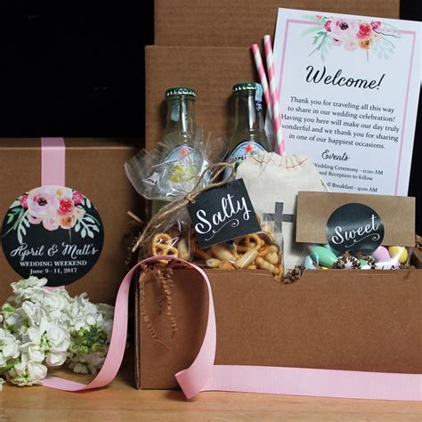 Wedding Welcome Box by 28 Best Images About Wedding Welcome Boxes On