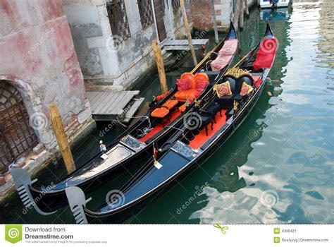 gondola boat price gondola boats in venice stock image image 4356421