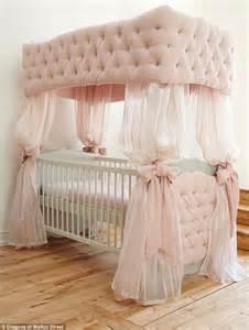 baby crib uk royal designers and grosvenor house create 5 nursery