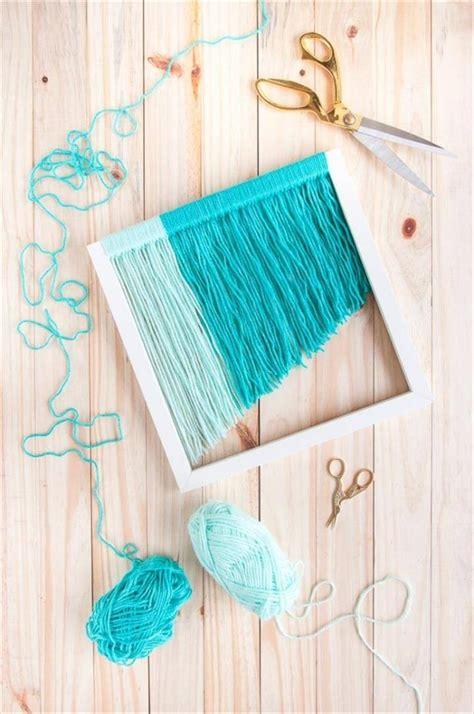 gorgeous  knit diy yarn project tutorials diy